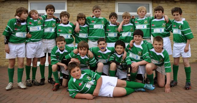 The Shepherd Partnership Sponsors Local Rugby Team